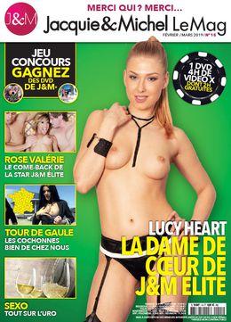 Lucy Heart, la dame de coeur de J&M Elite