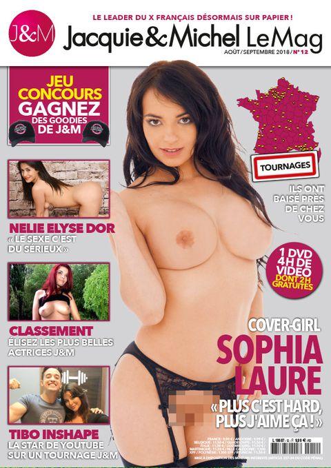"Sophia Laure : ""Plus c'est hard, plus j'aime ça !"""