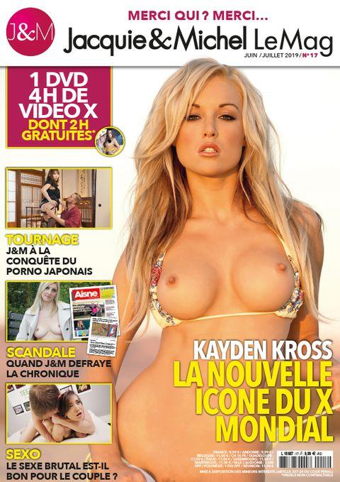 Kayden Kross : La nouvelle icône du X mondial